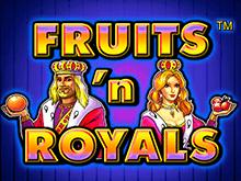 Автомат Fruits And Royals играть на деньги