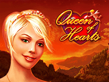 Играть в Queen of Hearts на деньги