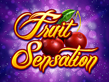 Автомат Fruit Sensation в клубе Вулкан