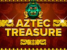Игровой автомат Вулкан Aztec Treasure - играть на деньги