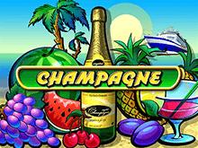 Автоматы Champagne онлайн в клубе Вулкан