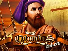 Играть на деньги в автомат Columbus Deluxe онлайн