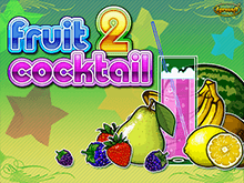 Играть в автоматы Fruit Cocktail 2 в клубе Вулкан