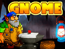 Игровой автомат Gnome в клубе Вулкан