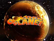 Игровой автомат Golden Planet в клубе Вулкан