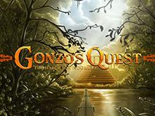 Азартный автомат Gonzo's Quest в клубе Вулкан