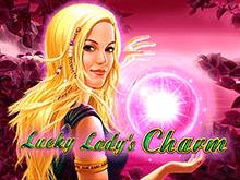 Играть на деньги в автомат Lucky Lady's Charm онлайн