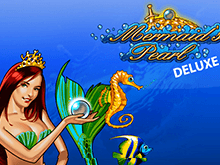 Клуба Вулкан представляет автомат Mermaid's Pearl Deluxe