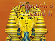 Игровой автомат Pharaohs Gold 2 в клубе Вулкан