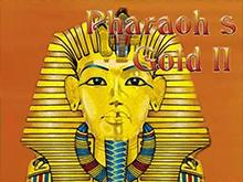Игровой автомат Pharaohs Gold 2 в клубе Вулкан