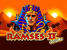 Играть на деньги в онлайн-автомат Ramses II Deluxe