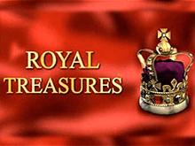 Онлайн-автомат Royal Treasures в игровом клубе Вулкан