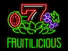 Игровой аппарат Frutilicious