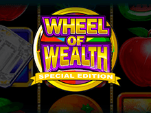 Игровой слот Wheel of Wealth Special Edition