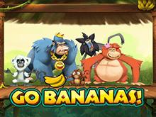 На зеркале Вулкан играйте Бананы Вперед!