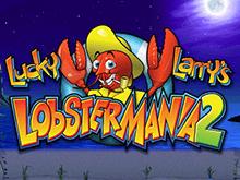 Играть на сайте онлайн в автомат Лобстермания 2