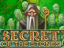 Играйте онлайн в виртуальном игровом слоте Секрет Камней
